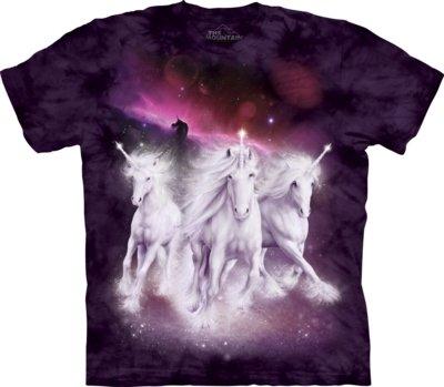 T-Shirt Cosmic Unicorns