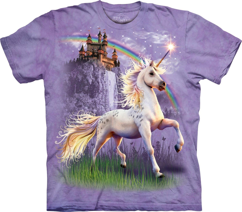 T-Shirt Unicorn Castle