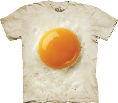 T-Shirt Fried Egg