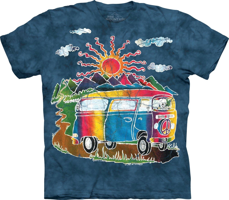 T-Shirt Batik Tour Bus