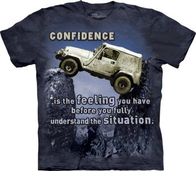 T-Shirt Jeep Adventure
