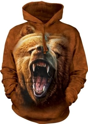 Hoodie Grizzly Growl