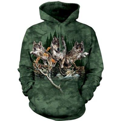 Hoodie Find 12 Wolves