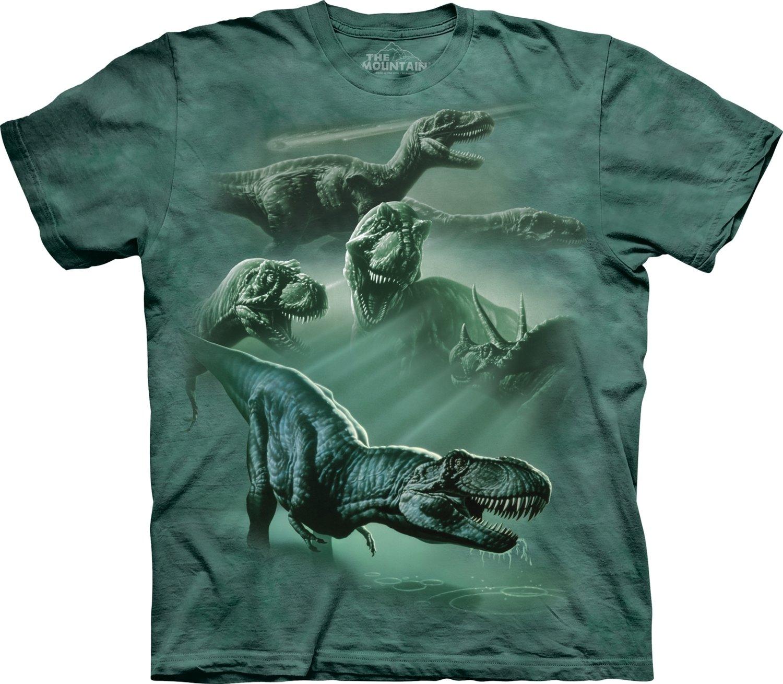 T-Shirt Dinosaur Collage Kids