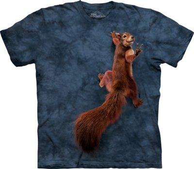 T-Shirt Peace Squirrel Kids