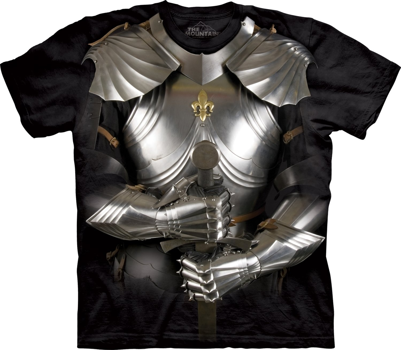T-Shirt Body Armor Knight Kids