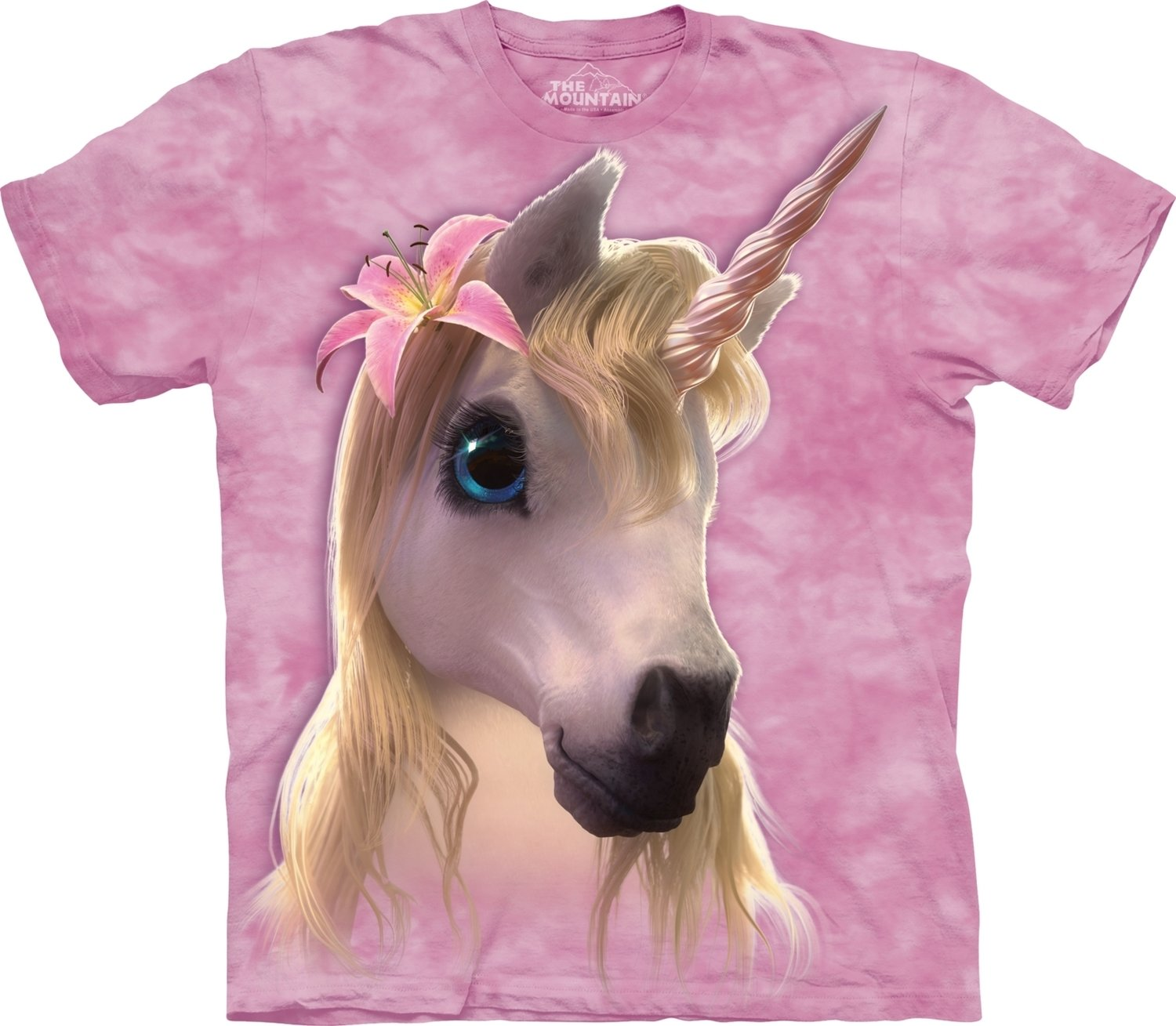 T-Shirt Cutie Pie Unicorn Kids