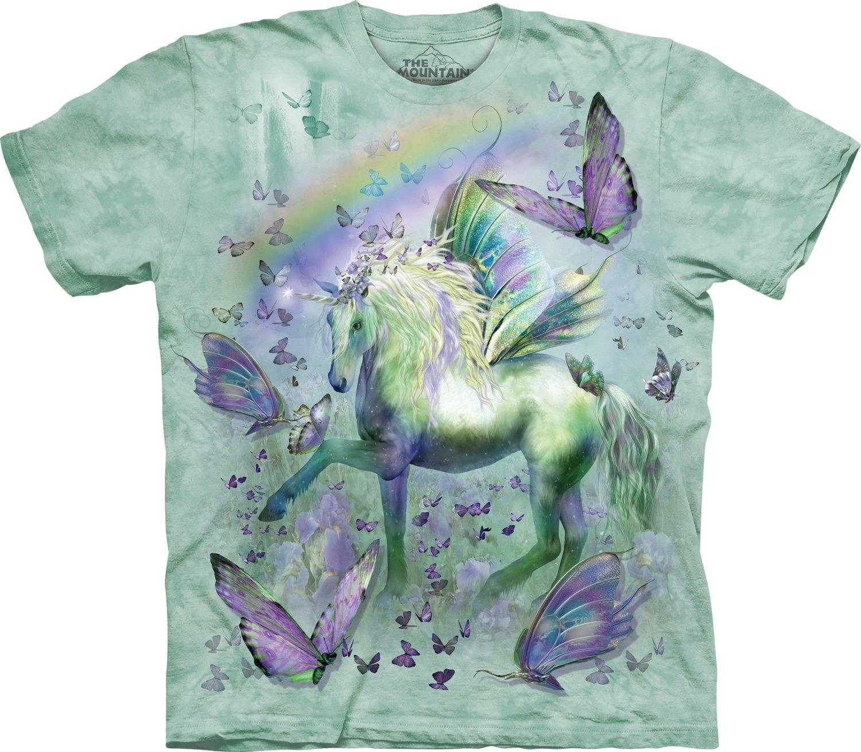 T-Shirt Unicorn & Butterflies Kids