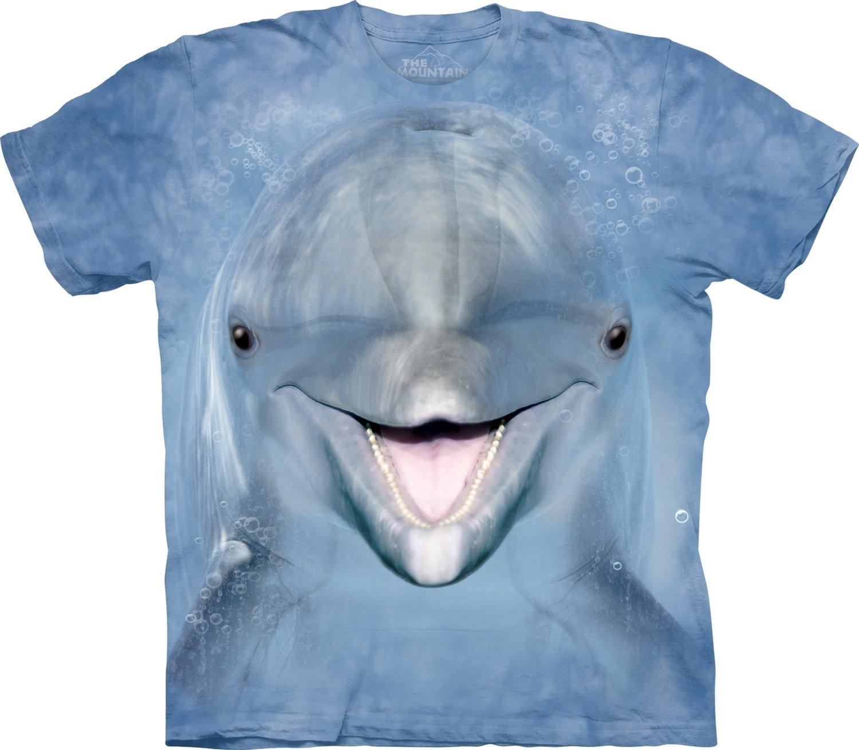 T-Shirt Dolphin Face Kids