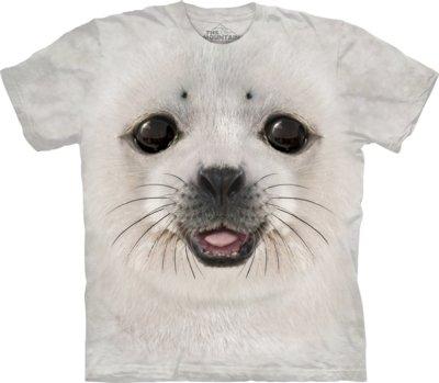 T-Shirt Baby Seal Kids