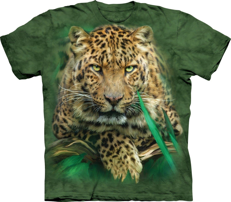 T-Shirt Majestic Leopard