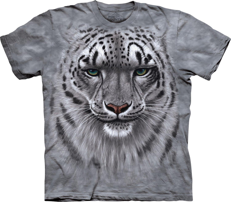 T-Shirt Snow Leopard
