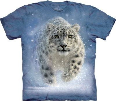 T-Shirt Snow Ghost