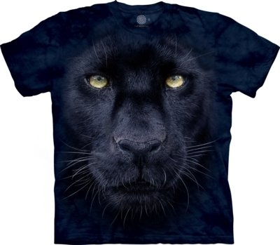 T-Shirt Panther Gaze