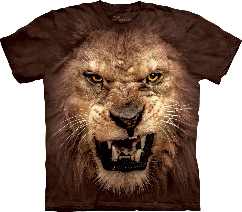 T-Shirt Roaring Lion