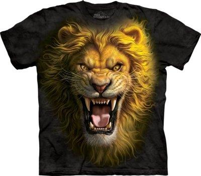 T-Shirt Asian Lion