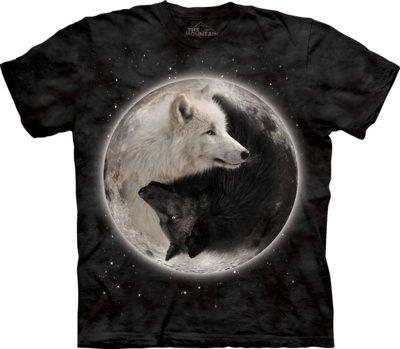 T-Shirt Yin Yang Wolves Kids