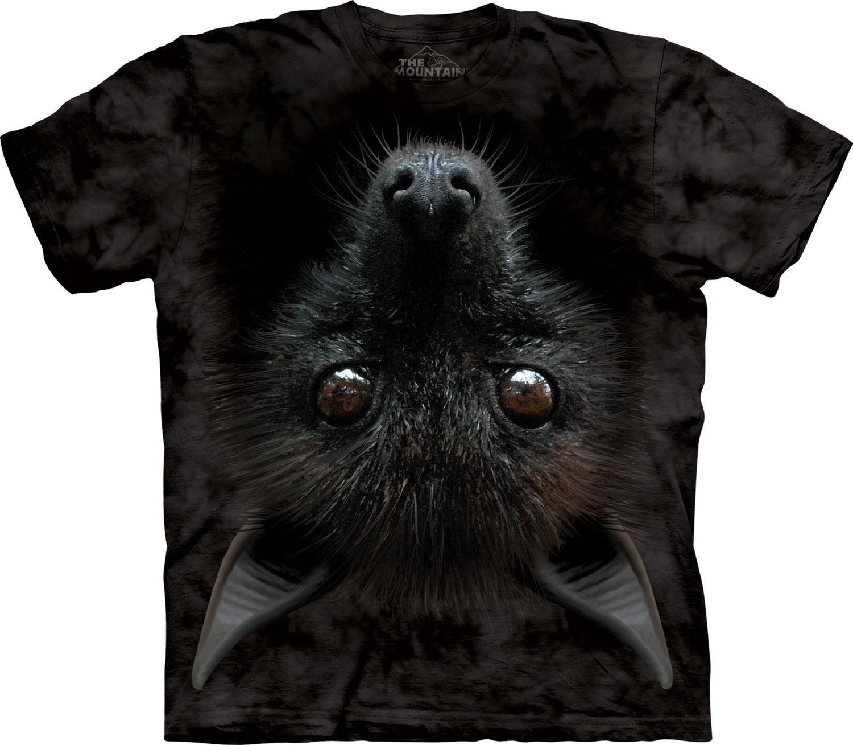T-Shirt Bat Head Kids