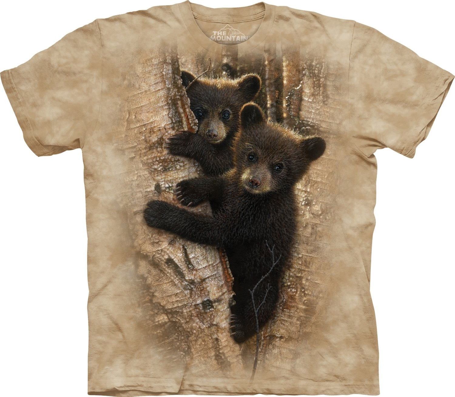 T-Shirt Curious Cubs Kids