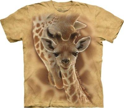 T-Shirt Newborn Giraffe Kids
