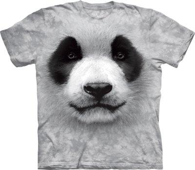 T-Shirt Panda Kids