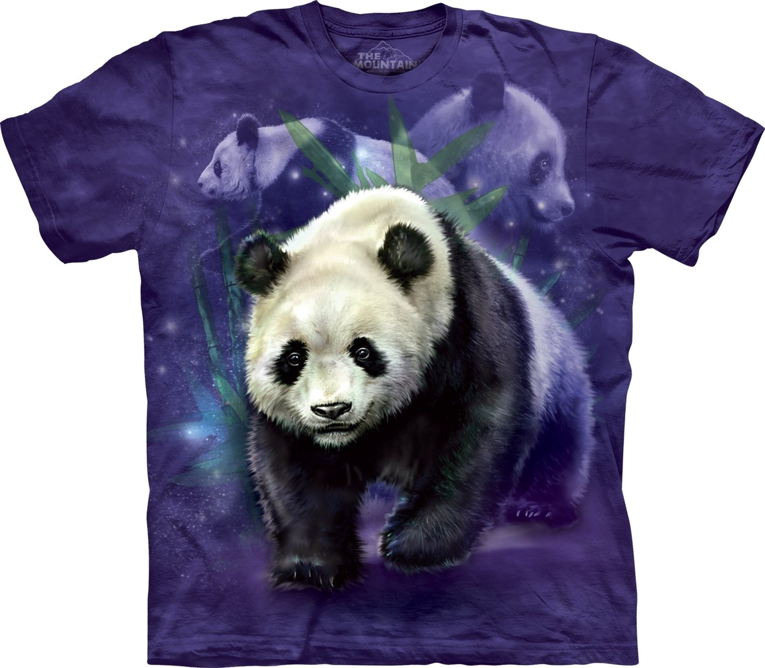 T-Shirt Panda Collage Kids