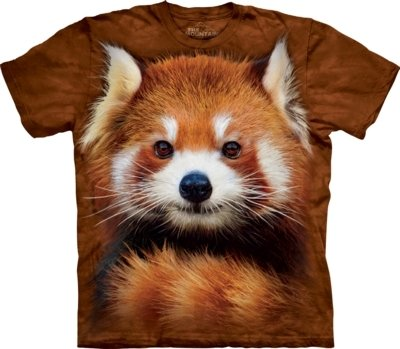 T-Shirt Red Panda Kids