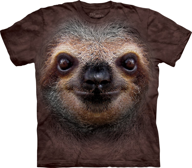 T-Shirt Sloth Kids