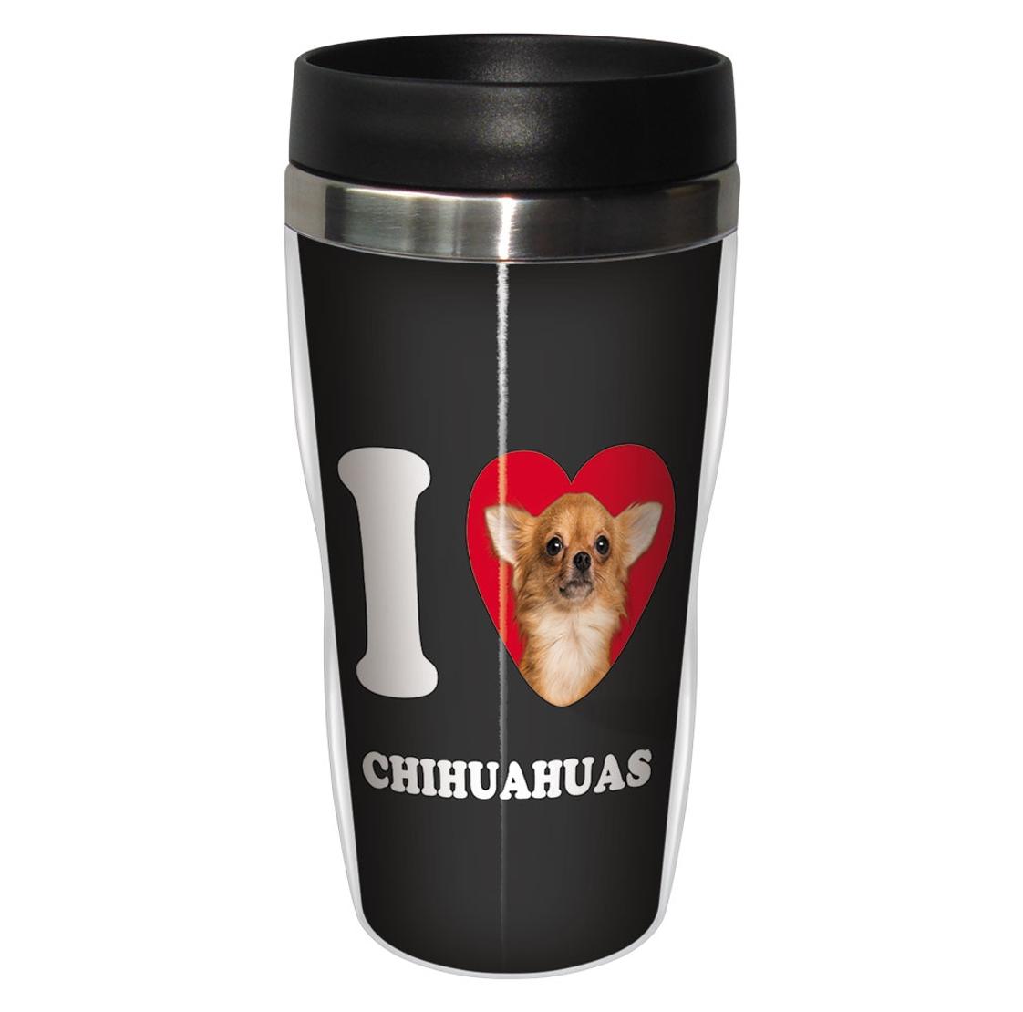 Resemugg I Love Chihuahuas