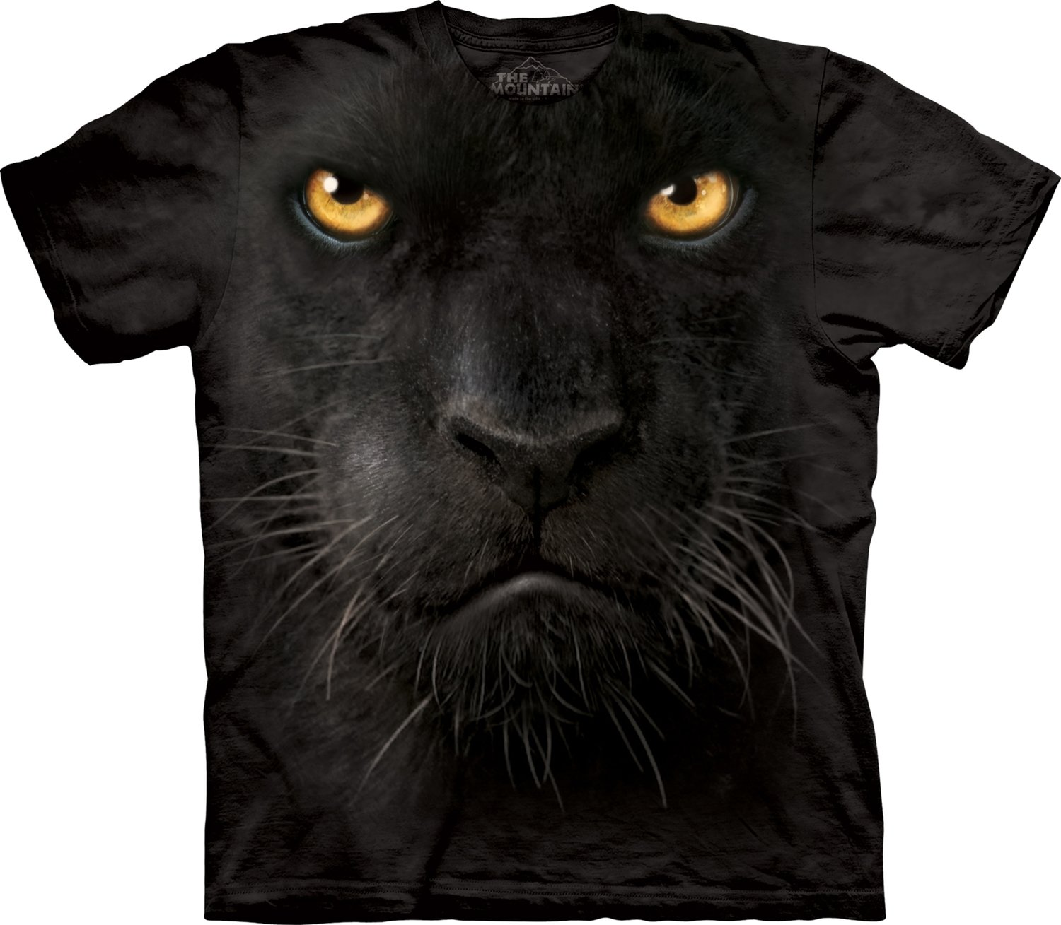 T-Shirt Black Panther Kids