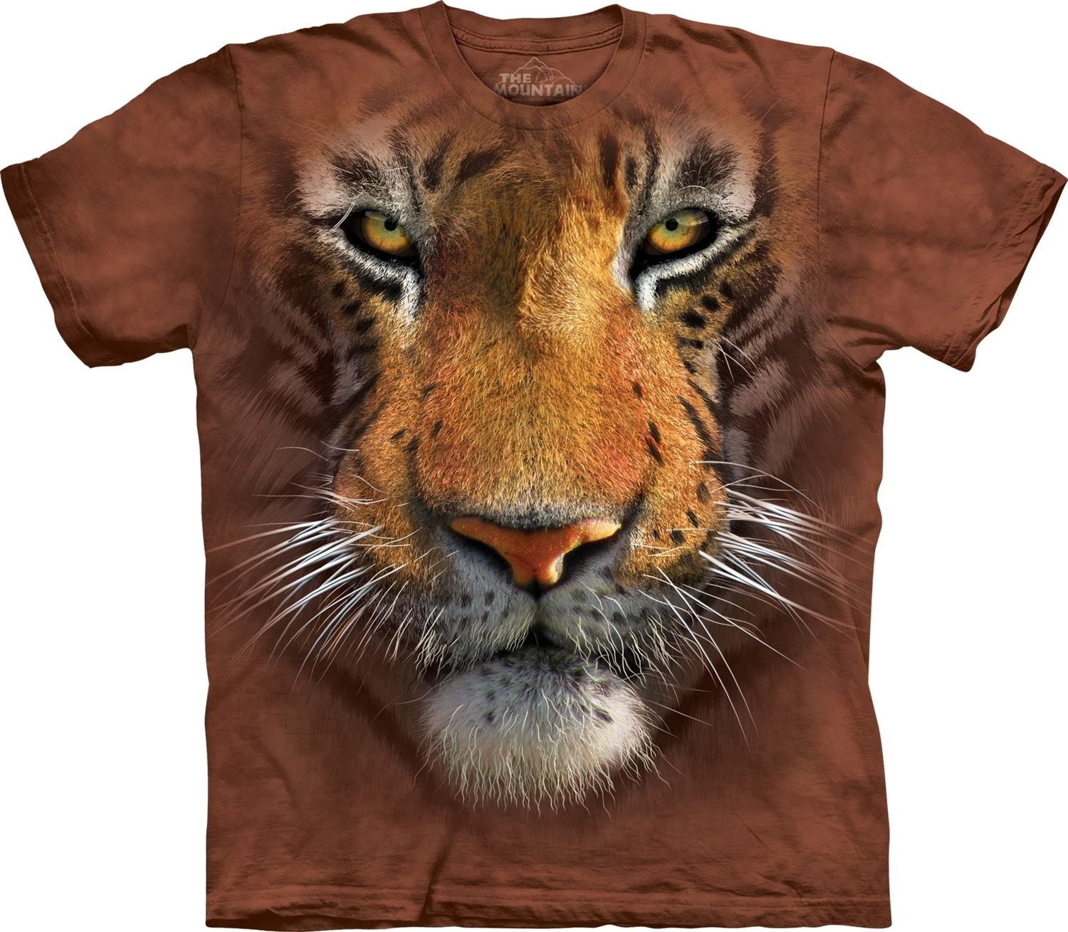 T-Shirt Tiger Face Kids