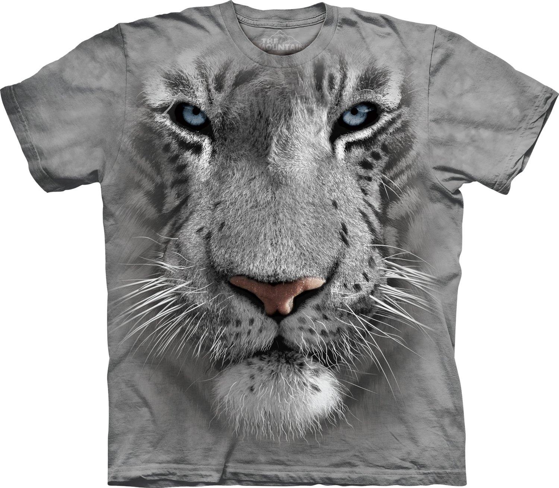 T-Shirt White Tiger Kids