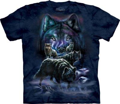 T-Shirt Wolf Pack