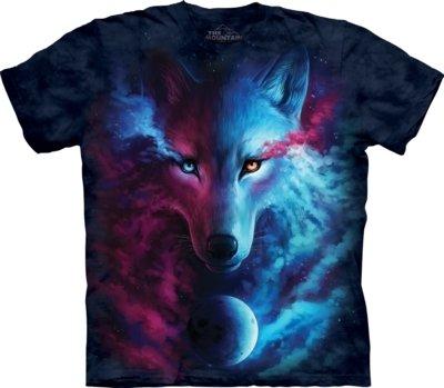 T-Shirt Where Light and Dark Meet