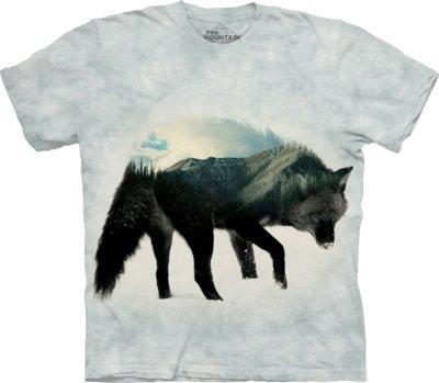 T-Shirt Ulv Wolf