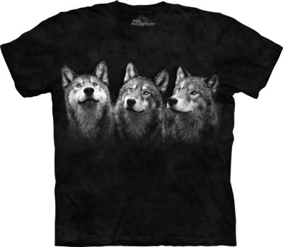 T-Shirt Triad Wolf