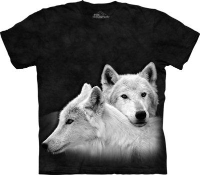 T-Shirt Siblings Wolf