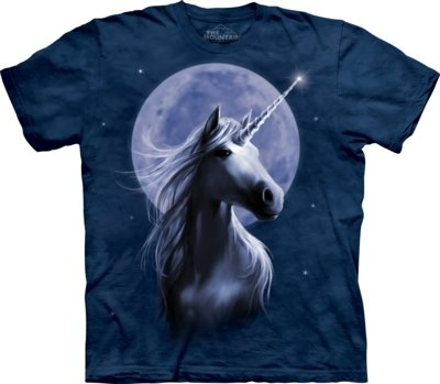 T-Shirt Starlight Unicorn