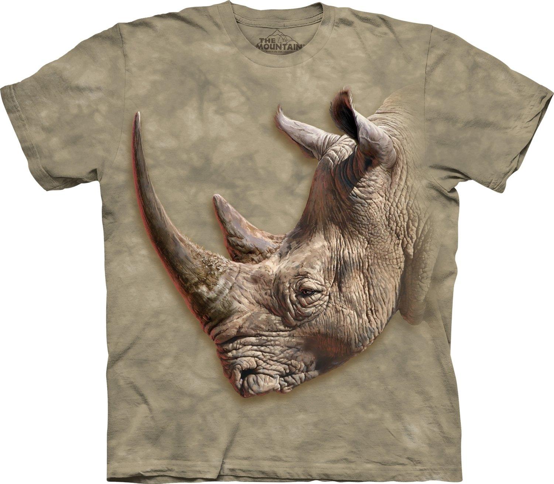 T-Shirt White Rhino