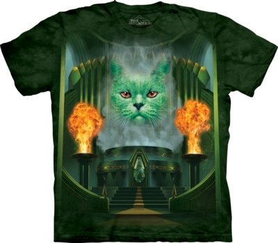 T-Shirt Cat the Great & Powerful