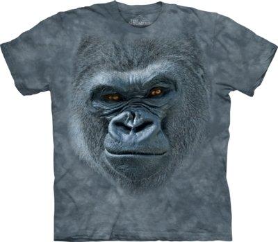 T-Shirt Smiling Gorilla
