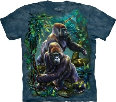 T-Shirt Gorilla Jungle