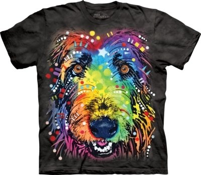 T-Shirt Irish Wolfhound