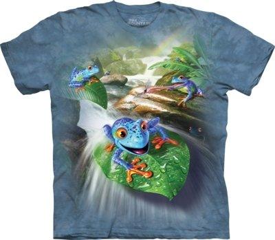 T-Shirt Frog Capades