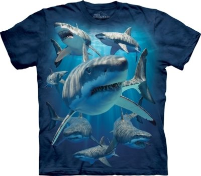 T-Shirt Great Whites