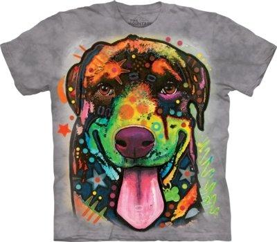 T-Shirt Rottie Pup