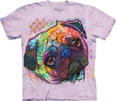 T-Shirt Lovable Pug