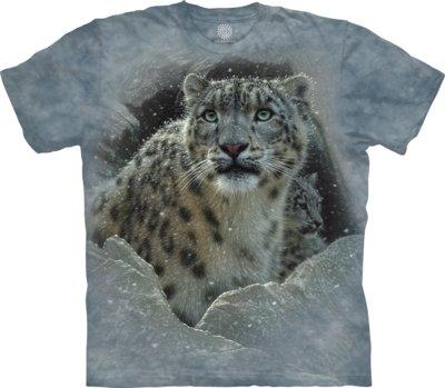 T-Shirt Fortress Snow Leopard