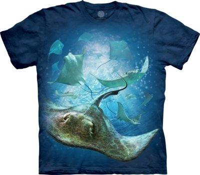 T-Shirt School of Stingrays