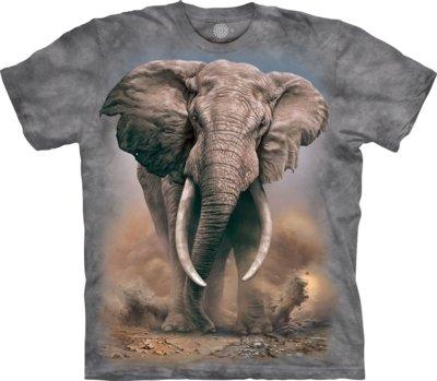 T-Shirt African Elephant
